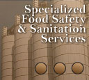 food safety and sanitation